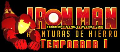 Iron Man Aventuras De Hierro: Temporada 01 720p