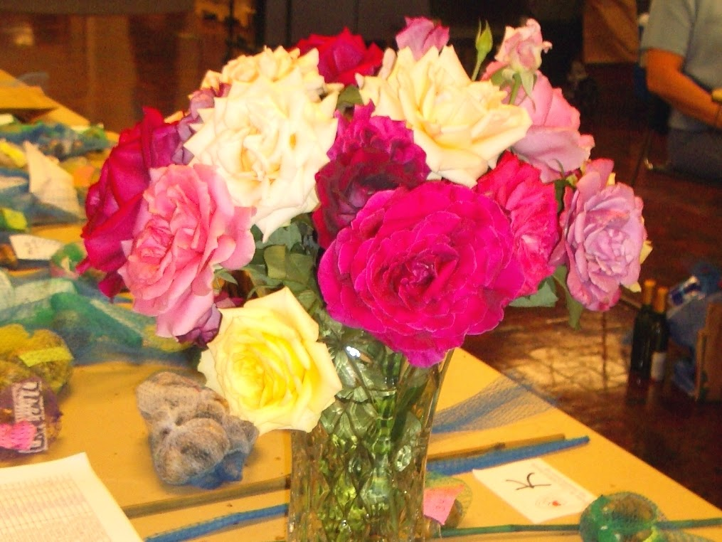 Roses at Bulb Exchange