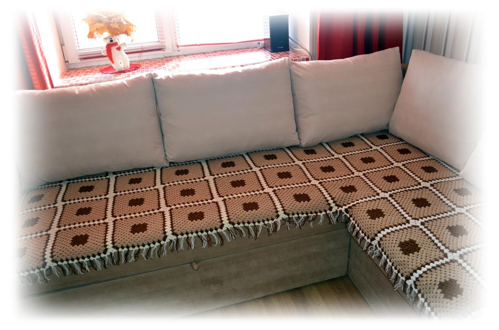 Как сделать чехол на диван своими руками 14