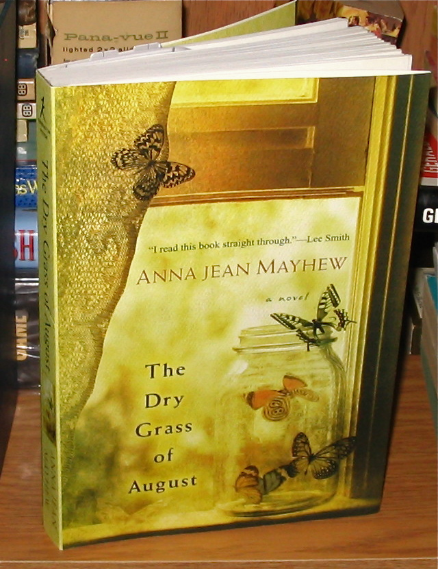 book review dry grass of august