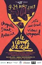 Chapelle Saint-Antoine/ Le Temps de dire