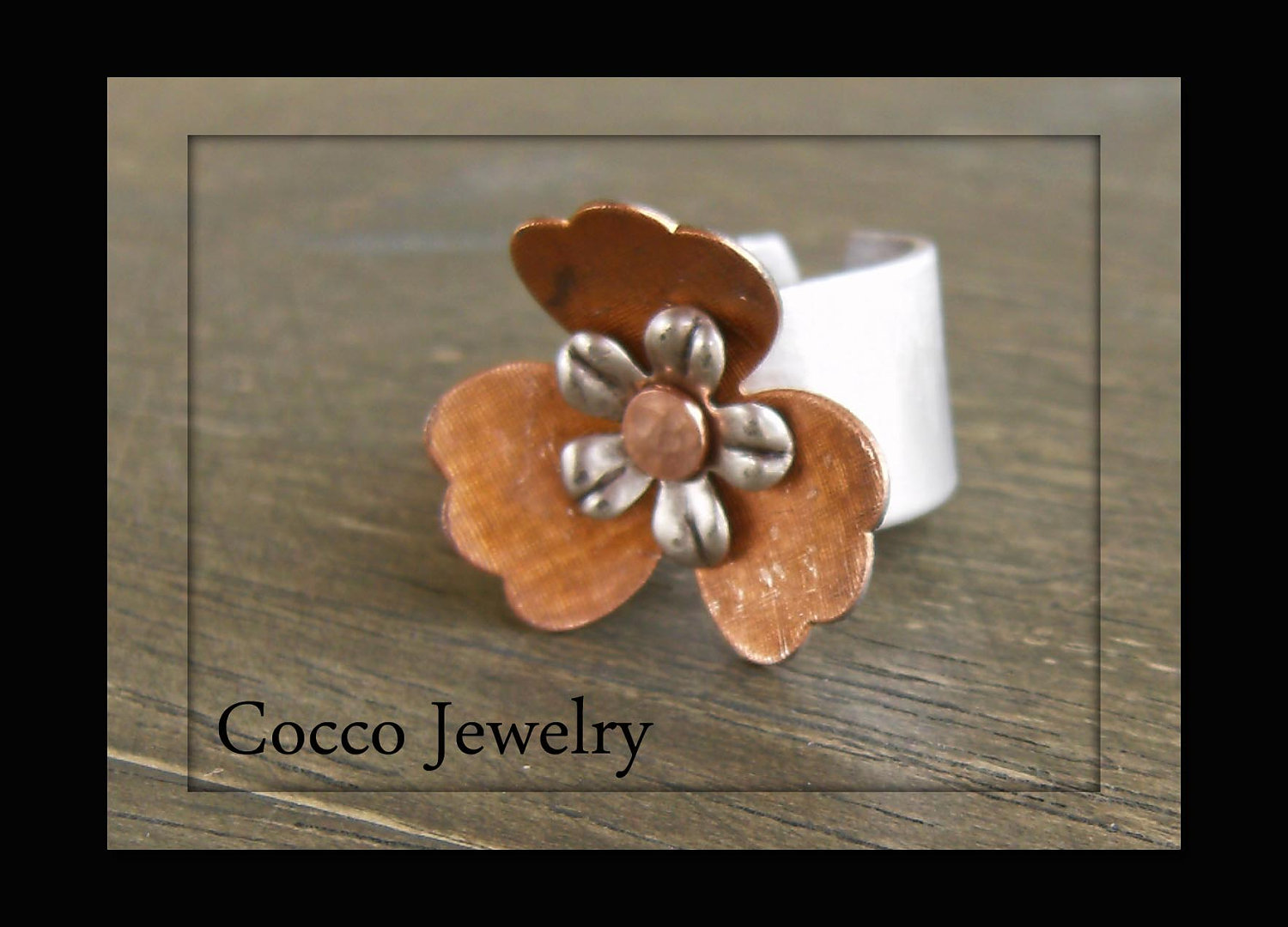 Featured Artist: Andrea Cocco Rodriguez of Cocco Jewelry on Etsy