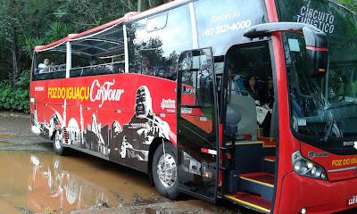 City Tour da Loumar Turismo em Foz do Iguaçu