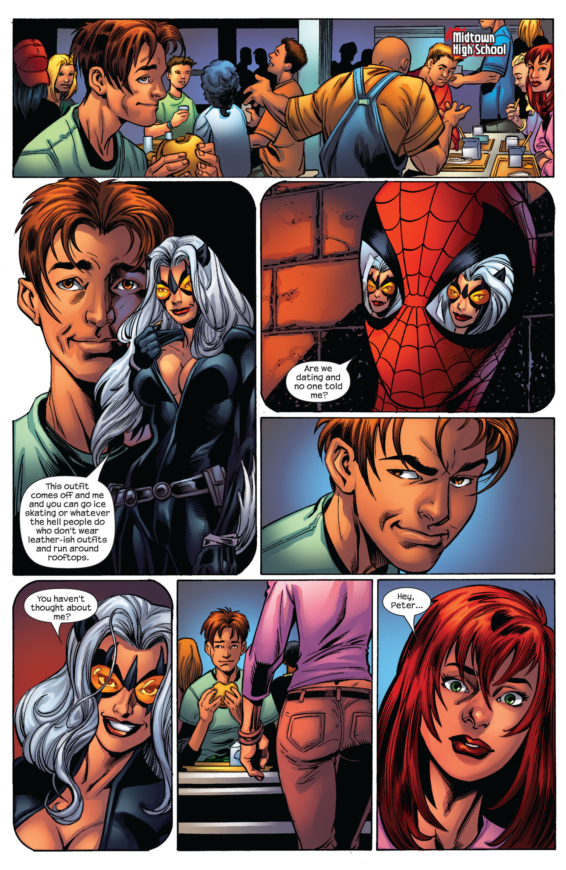 Ultimate Spider-Man (2000) Issue #83 #87 - English 9
