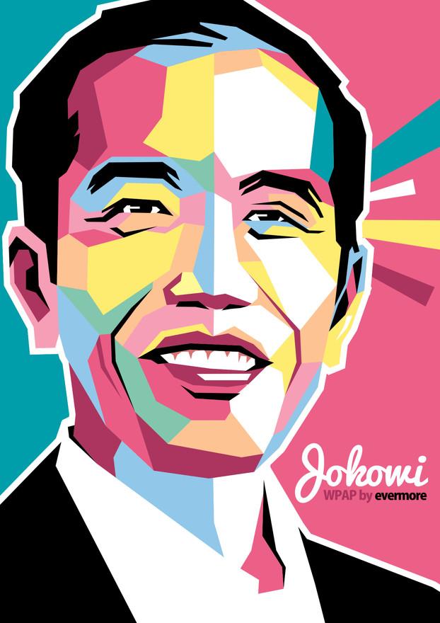 Pop Art Kumpulan  Foto Artwork Wpap Paling Keren Dianisa Com