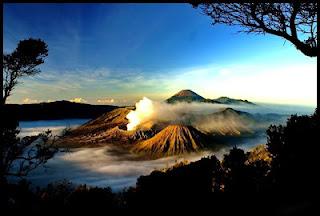 gunung bromo Tempat Teindah Didunia dengan Pemandangan Paling Indah di Indonesia