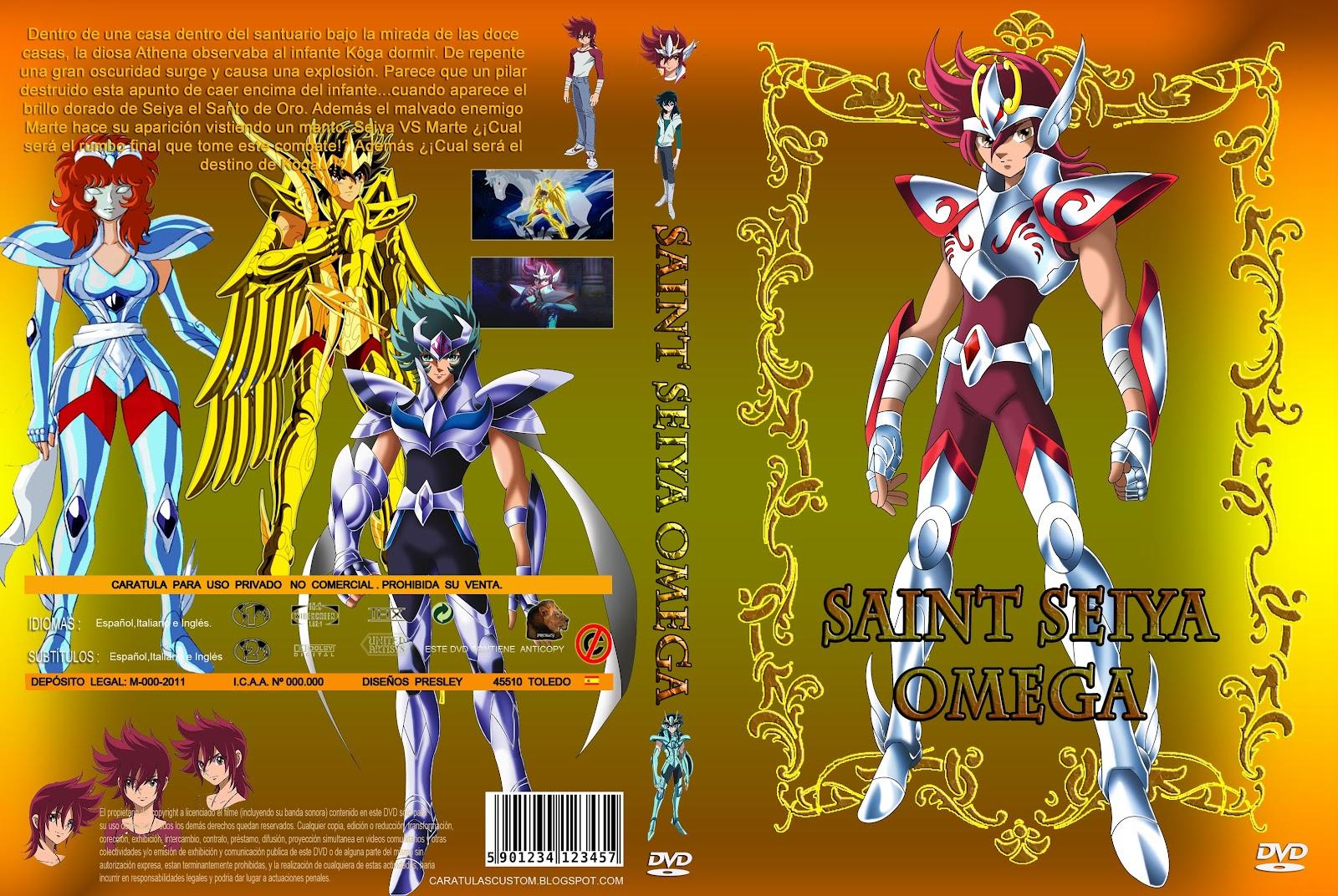 Saint Seiya Omega / Temp 2 (Mp4) (Jap / Subtitulada) (DF/(LB)