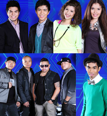 The X Factor Philippines Top 6 Performs Eraserheads and Rivermaya songs this September 15
