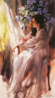 Afternoon's rest, Richard S. Johnson