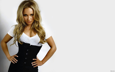 Hayden Panettiere Cute Girl Wallpapers 05