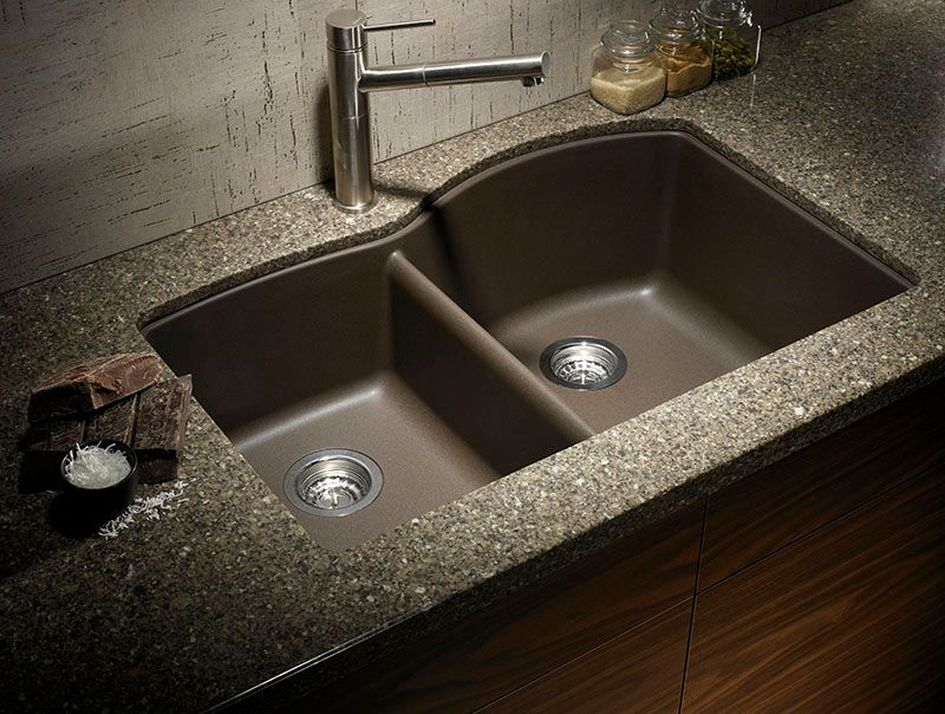 Awesome Kitchen Sink Options #4: Chloe At Home ~ Finding A Kitchen Sink Celebrate \u0026amp; Decorate