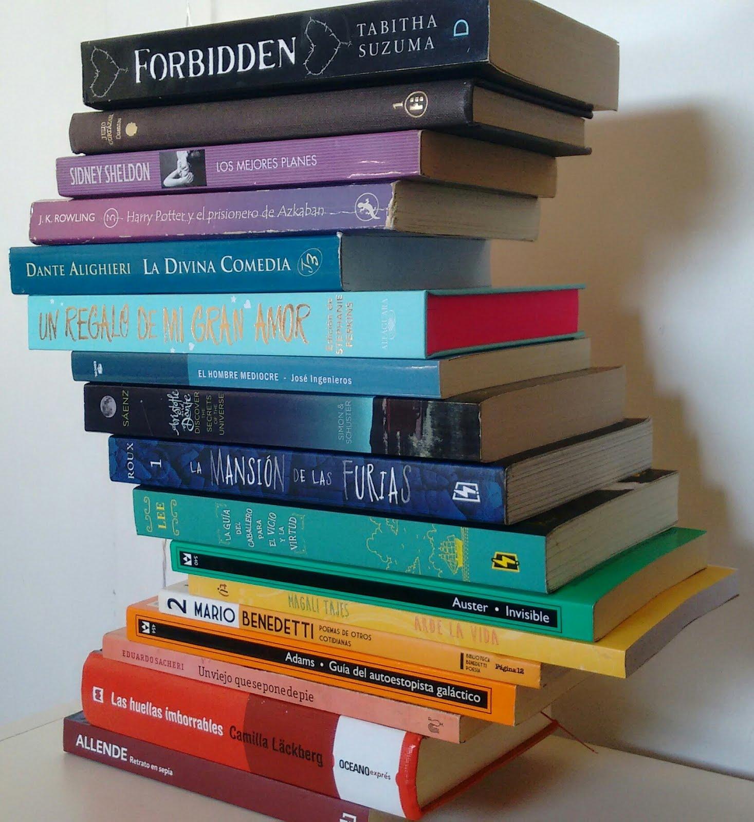 ¡Síganme en Bookstagram!