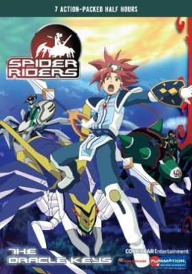 Spider Riders (Dub)