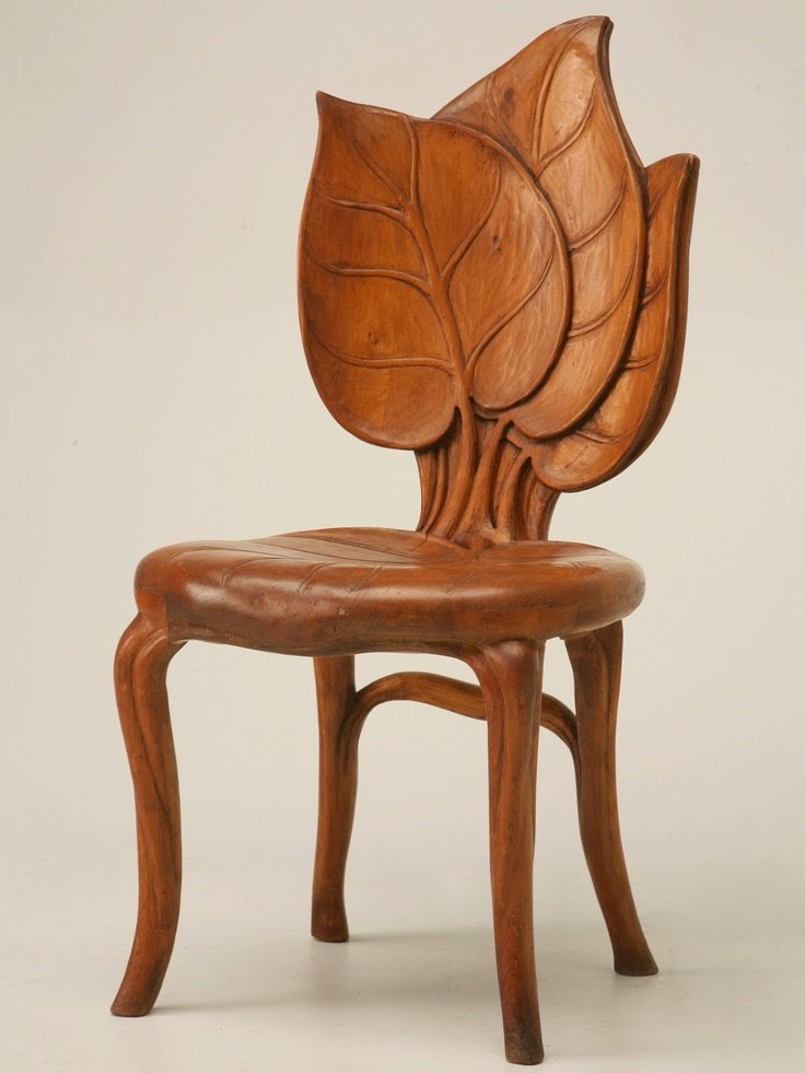 Antiquesq a the quest for artistic furniture What are chairs made of
