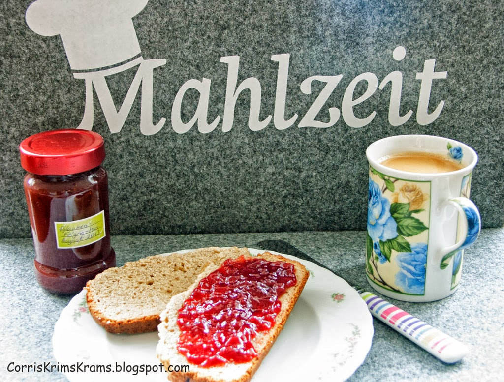süßes Brot, süßes Wochenende, Backen, Frühstücksecke, Frühstück