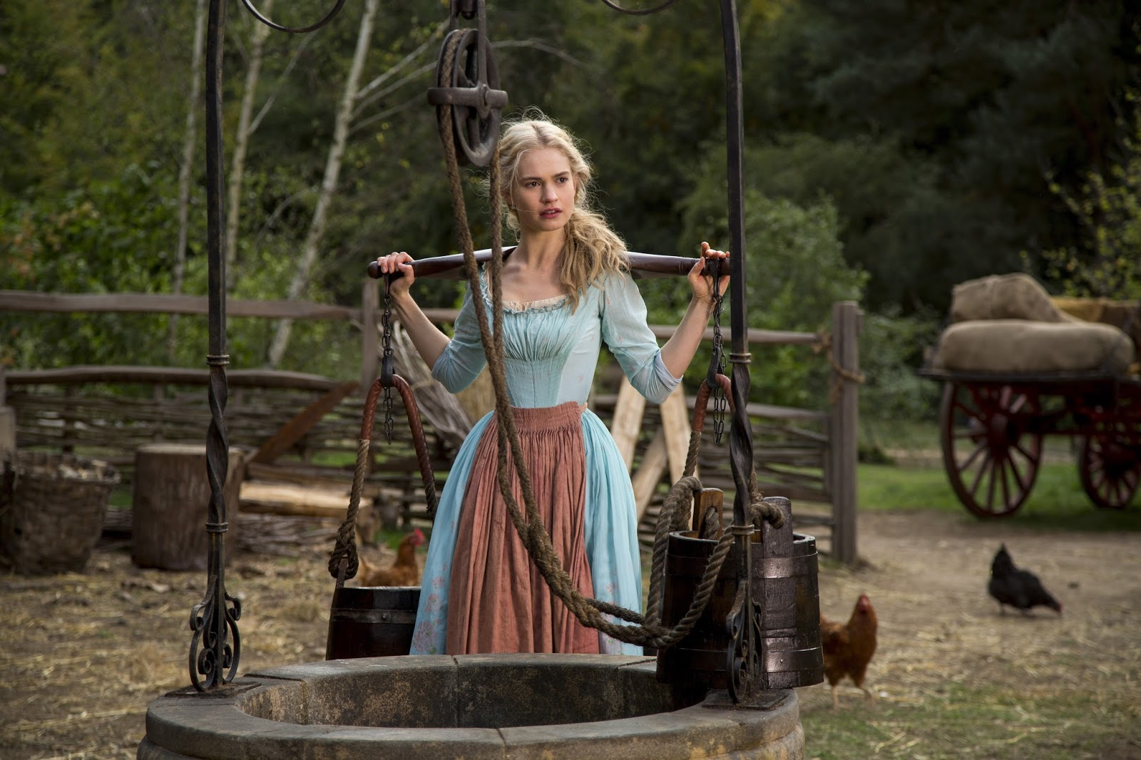 Disney's Cinderella (2015) Movie Stills