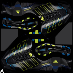 Adidas adipower Predator Kinetic SL - Black/Blue