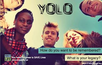 YOLO: You only live once