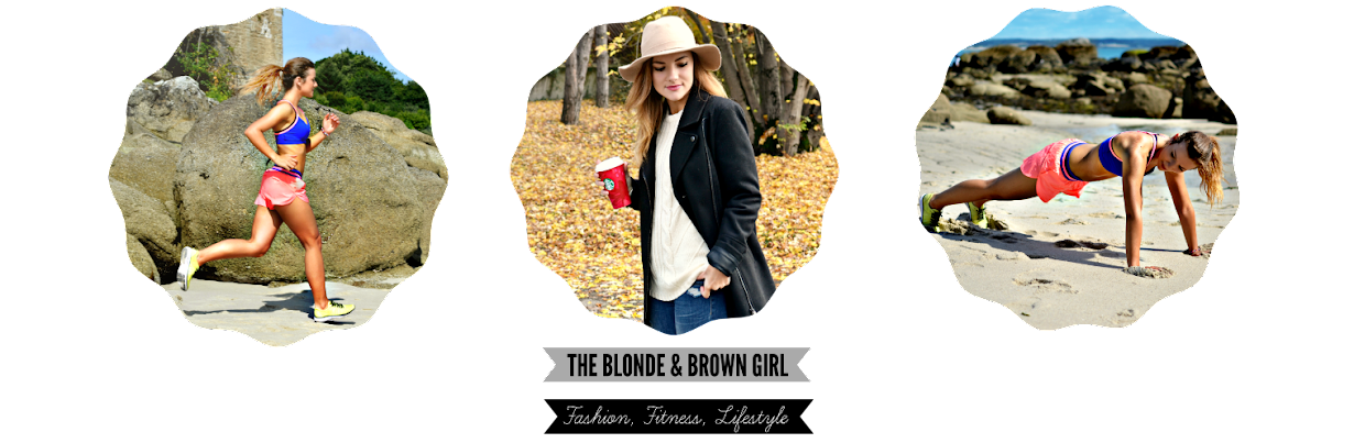 The Blonde and Brown Girl - Blog mode Lyon