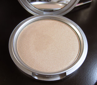 the balm mary lou manizer swatch review