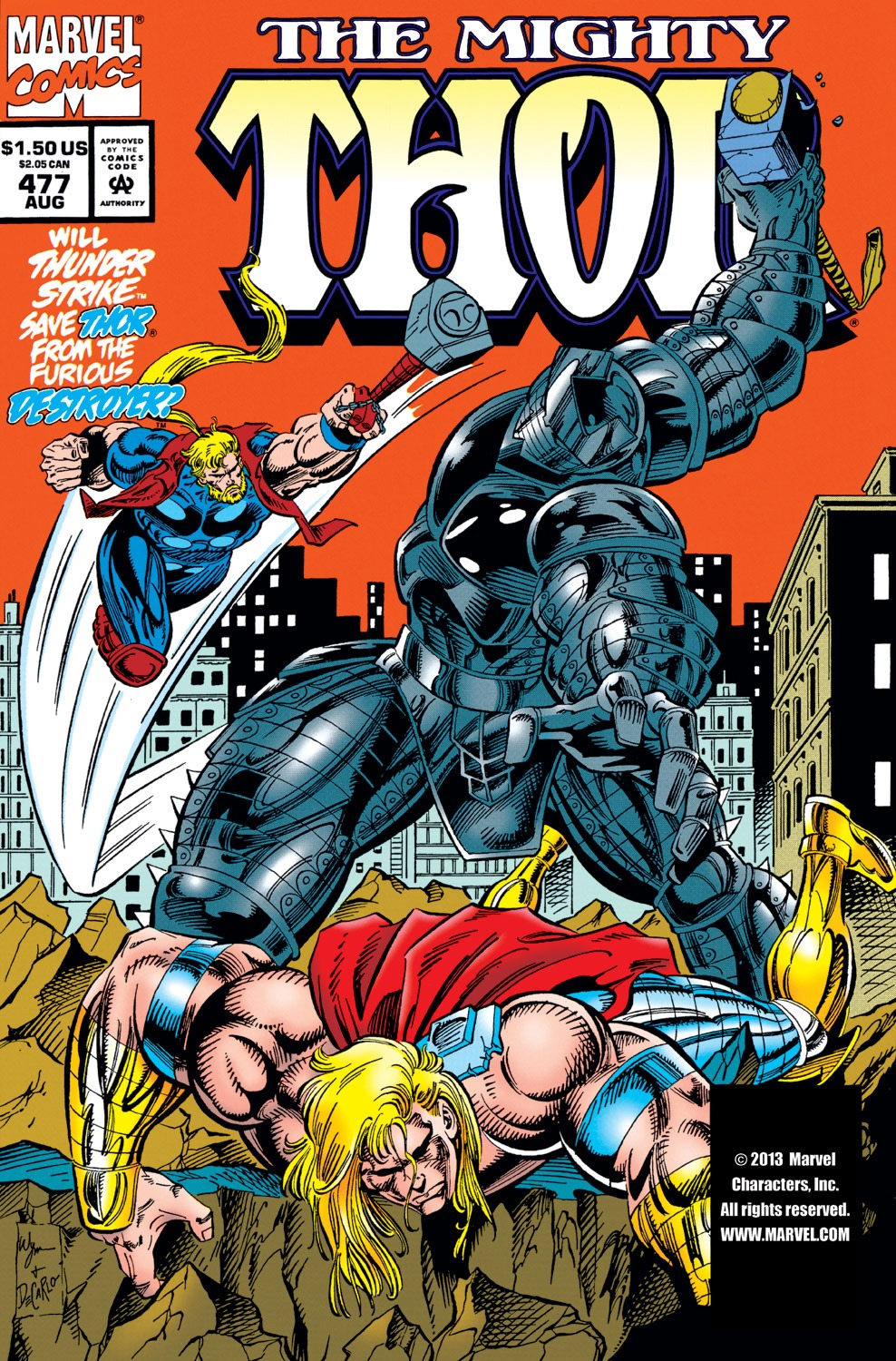 Thor (1966) 477 Page 1