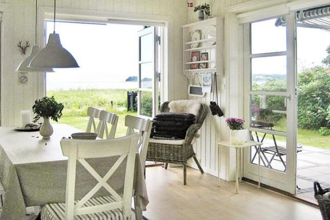Amalie loves Denmark Ferienhaus im Shabby Chic Stil