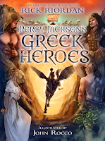 Percy Jackson's Greek Heroes by Rick Riordan