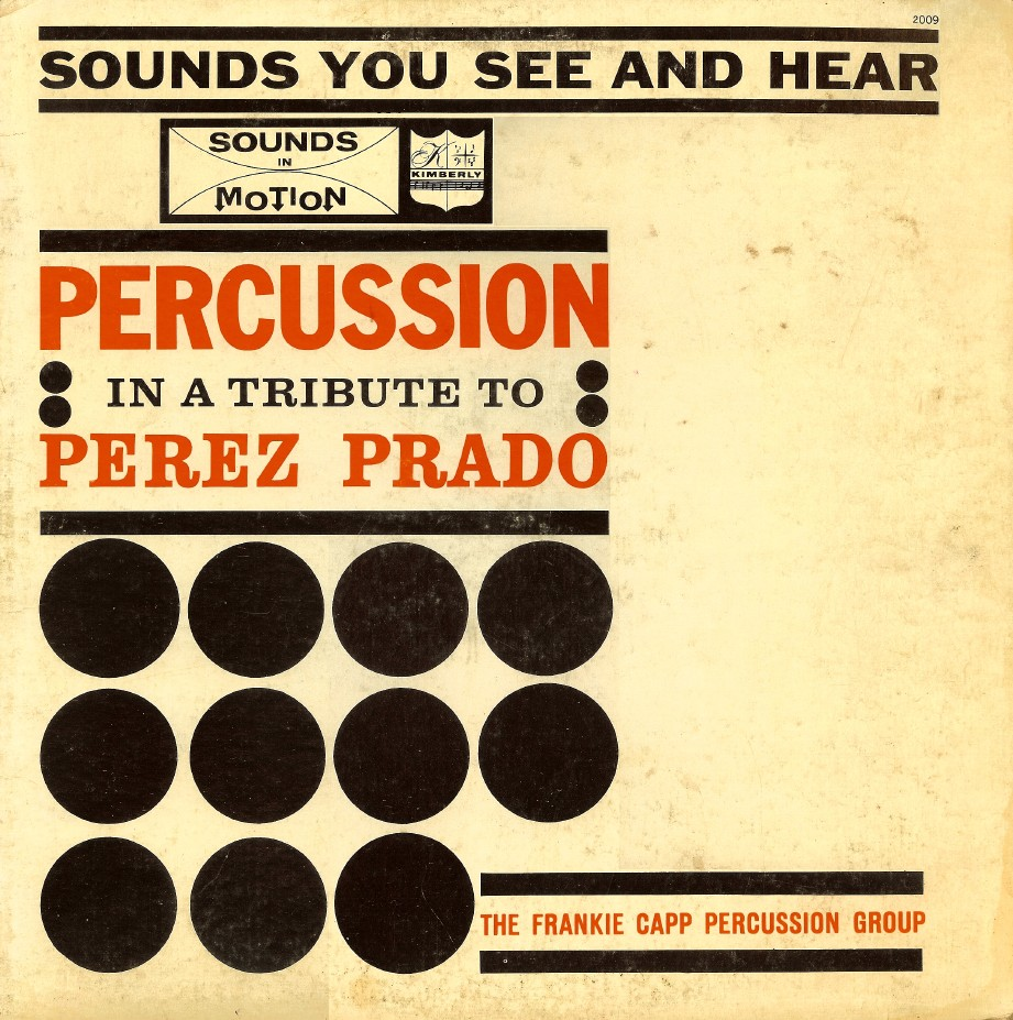 The Frankie Capp Percussion Group - In A Tribute To Count Basie