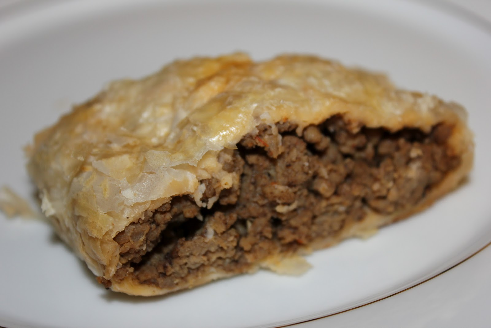 Erin's Kosher Cooking Adventures: Moroccan Meat Pie