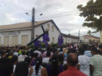 TRADICIONAL PROCISSÃO DO SENHOR DOS PASSOS