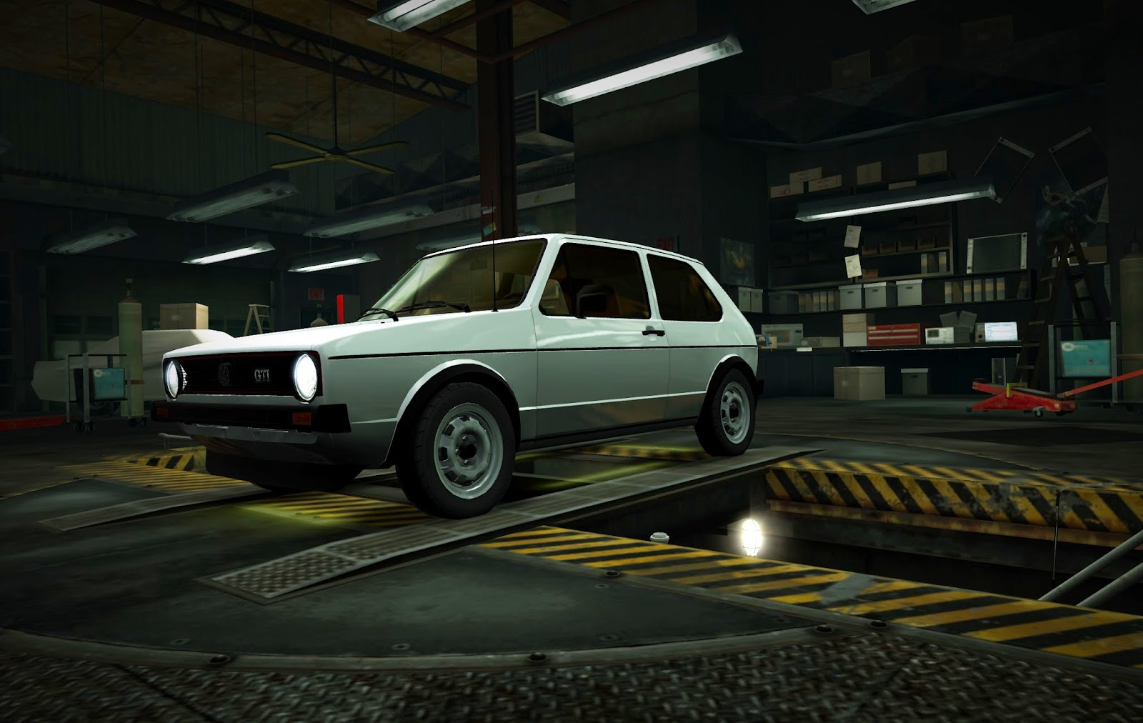 NFS World My VW Golf GTI Mk1