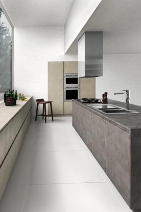 Cuisine design avec lot for Poignee cuisine design
