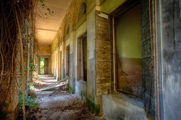 Hospital psiquiátrico en Poveglia