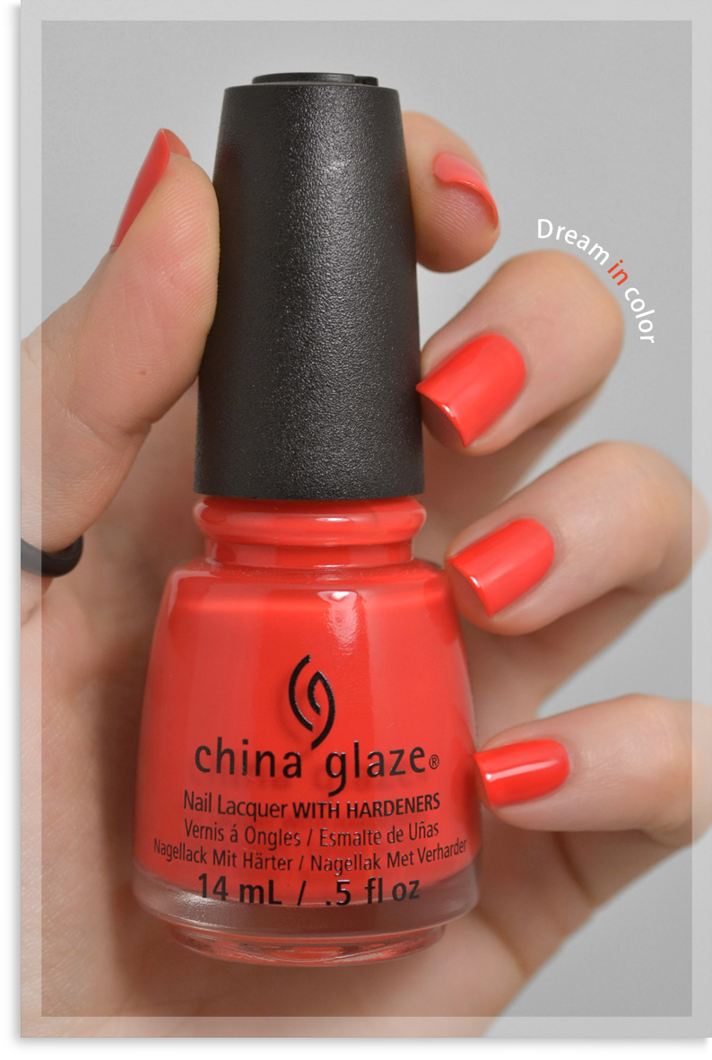 China Glaze Pop the trunk