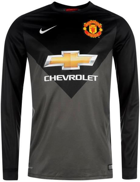 Nike Manchester United Away Goalkeeper Shirt 2014 2015