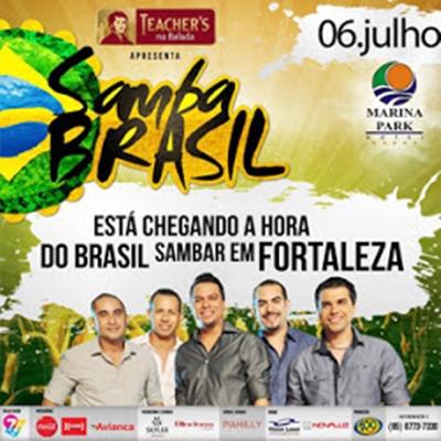 Download CD Sorriso Maroto – Samba Brasil (2013)