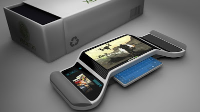 Microsoft Xbox 720 Console leaked