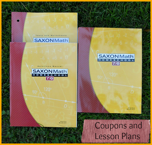 Saxon Math 7/6: Math 76 : An Incremental Development by John Saxon and Stephen H