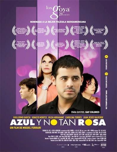 Ver Azul y no tan rosa (2012) Online