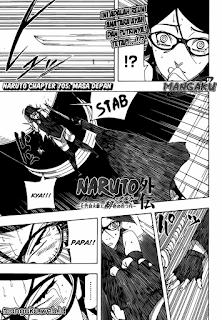 Naruto Gaiden 705