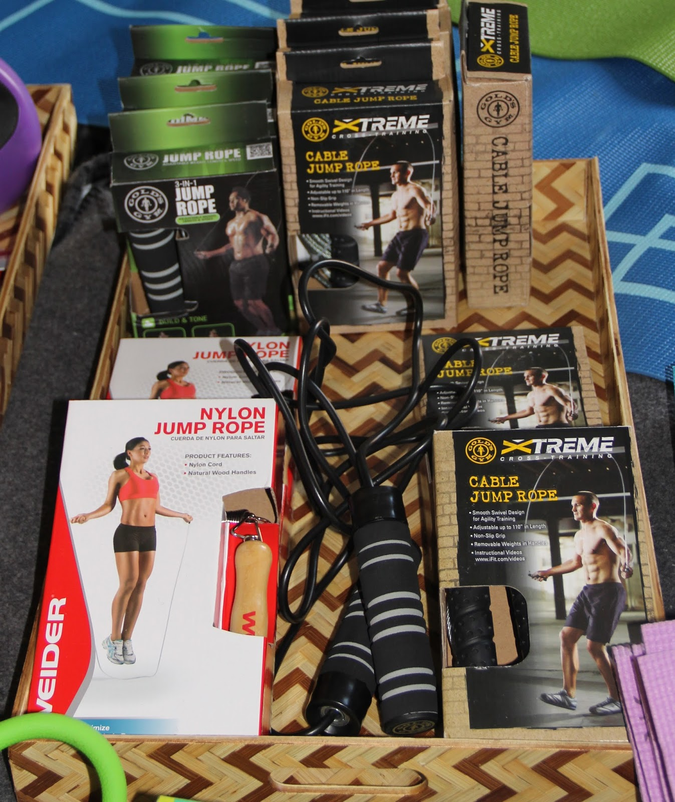 Holiday Gifts -Outdoors+The SPORTY Fitness Stocking Stuffers