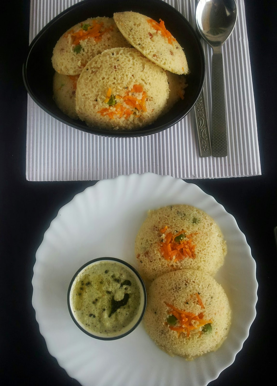 rava idli recipe,how to make rava idli