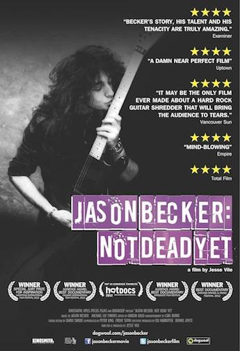 Ver Jason Becker: Not Dead Yet Online