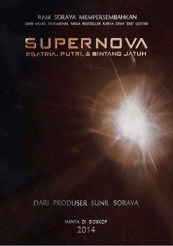 Film Supernova 2014 di Bioskop