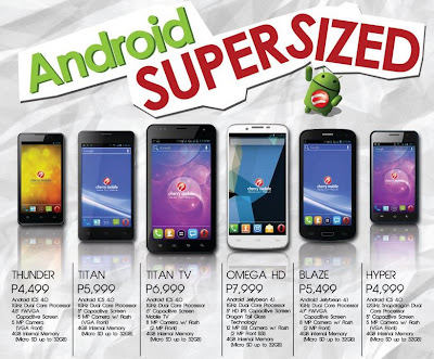 Cherry Mobile Dual-Core Android Phones Price List 2013 : GbSb TEchBlog