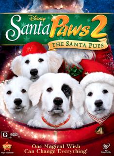 Santa Paws 2: Los Cachorros De Santa [2012] [Dvdrip] [Latino]