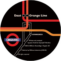 Daat Orange Line Organic Beats