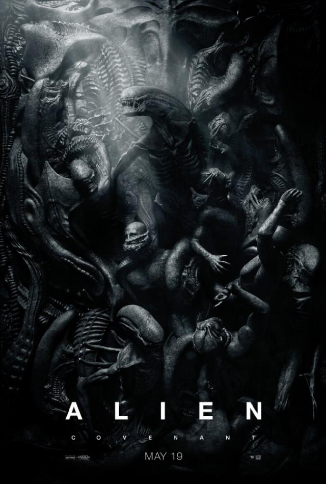 Khế ước Quái vật ngoài hành tinh - Alien: Covenant (2017)