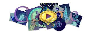 Doodle: 65 aniversário Freddie Mercury