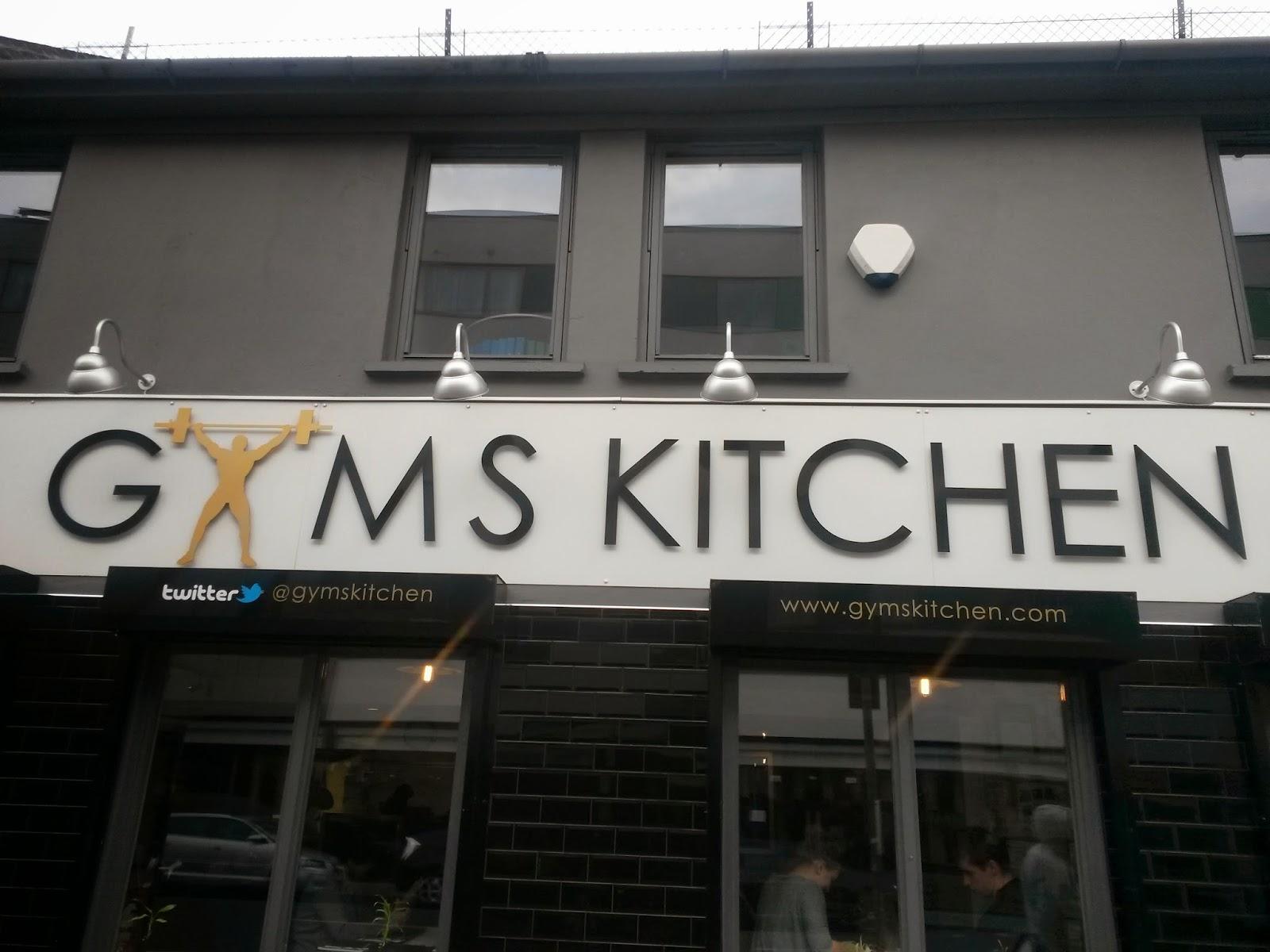 Gyms Kitchen London Leyton